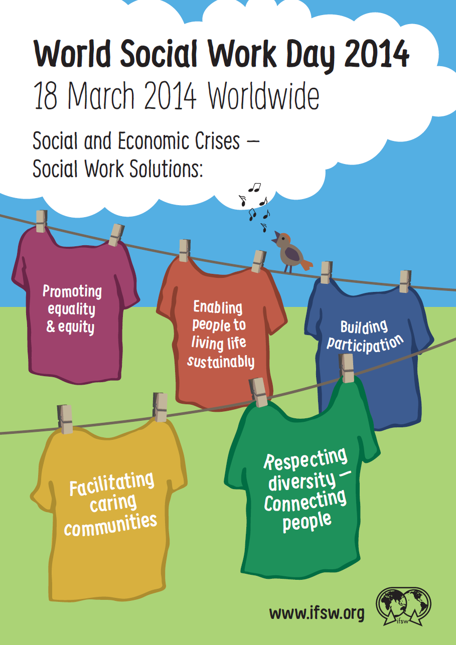 review global definition of social work | international federation
