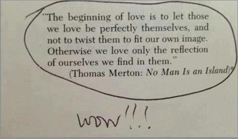 Thomas Merton Quote WOW